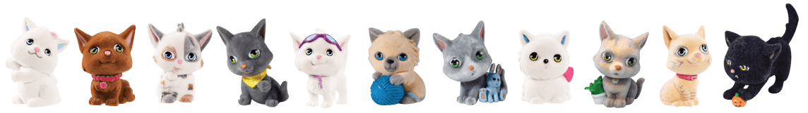 Puppy In My Pocket Miniature Toy Figures To Collect And Love